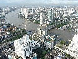 Hotel en Bangkok: Lebua State Tower
