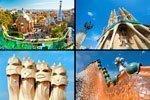 Tour por las 4 maravillas de Gaudí