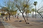 La Barceloneta, Paseo de Juan de Borbón