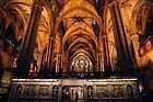 Barcelona Cathedral, inside