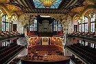 Palau de la Música Catalana, inside