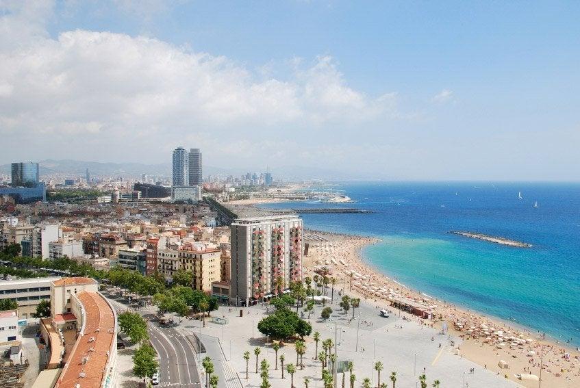 Turismo en Barcelona - Playas de Barcelona