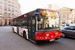 Autobuses en Barcelona