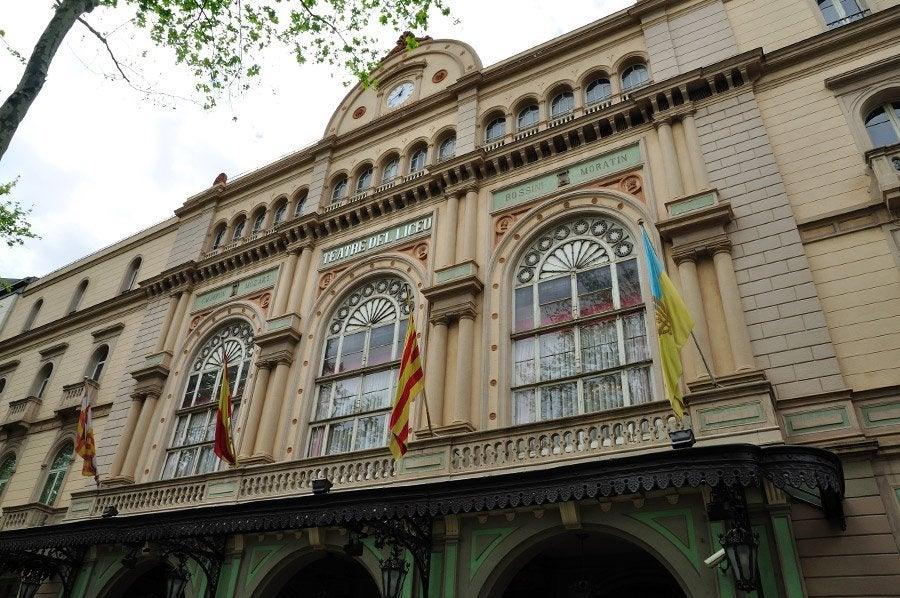 funcion de teatro en barcelona: