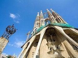 Barcelona y su símbolo, la Sagrada Familia