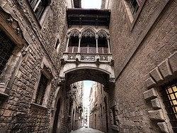 Recorriendo el Barrio Gótico