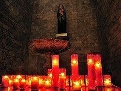 Basílica de Santa María del Mar, detalle