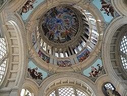 Cúpula del Palacio de Montjuic
