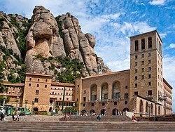 Montserrat, Basílica Real