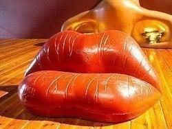 Museo Dalí de Figueres, sala Mae West
