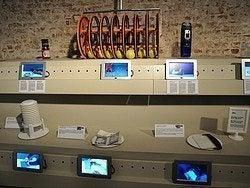Museo de ideas e inventos de Barcelona, exposición