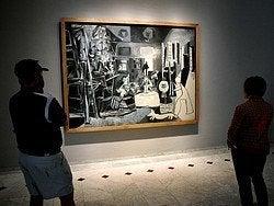 Museo Picasso, Las Meninas