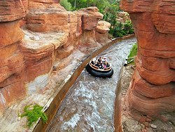 Port Aventura, Grand Canyon Rapids