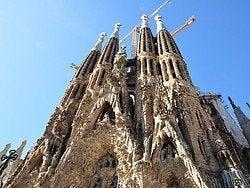 Sagrada Familia, Fachada del Nacimiento