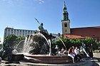 Alexanderplatz, Fuente de Neptuno