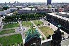 Catedral de Berlin, vistas desde la cupula