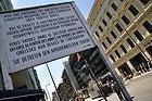 Checkpoint Charlie, entrando no setor americano