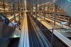Estación de tren Hauptbahnhof