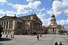 Konzerthaus e la Chiesa Francese
