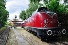 Museo Aleman de Tecnologia, tren