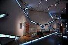 Museo Judio de Berlin, arquitectura ultramoderna