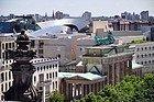 Parlamento Aleman de Berlin, vistas
