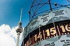 Orologio mondiale di Alexanderplatz