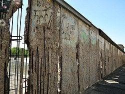 Restos del Muro de Berlín
