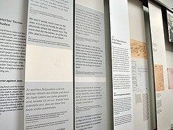 Casa de la Conferencia Wannsee, exposicion