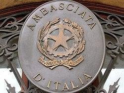 Embajada de Italia