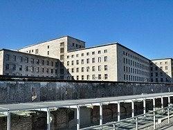 Muro de Berlin en la Topografia del Terror