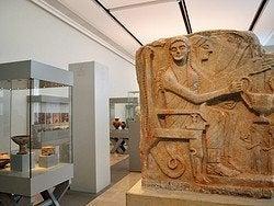 Museo Antiguo, exposicion