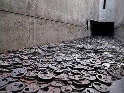 Museo Judio de Berlin, exposición Void