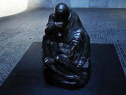 Nueva Guardia, Escultura
