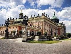 Potsdam, Palacio Nuevo