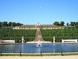 Potsdam, Palacio Sanssouci