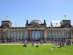 Reichstag, Parlamento Aleman de Berlin