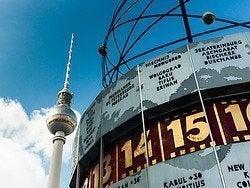 Reloj mundial de Alexanderplatz
