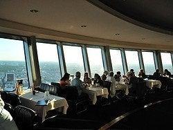 Torre de la Televisión de Berlín, restaurante