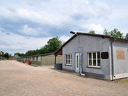 Campo de Concentracion de Sachsenhausen, enfermeria