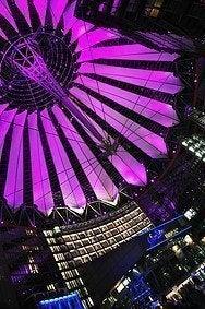 Potsdamer Platz, Sony Center