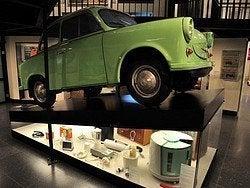 Trabant, el coche comunista más popular