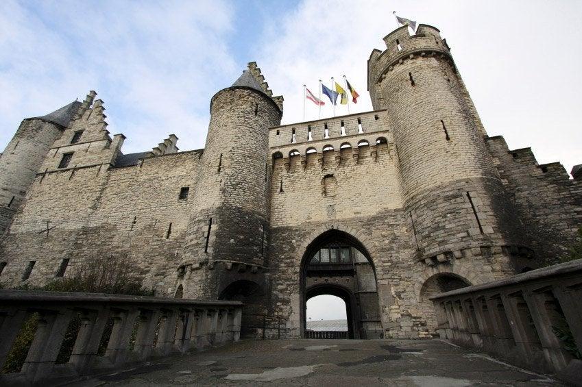 Het Steen, el Castillo de Amberes