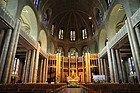 Basilica del Sagrado Corazon, interior