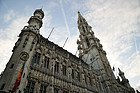 Grand Place, Ayuntamiento de Bruselas