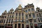 Grand Place, Maison des Ducs de Brabant