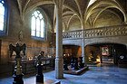 Cinquantenaire Museum, cloisters