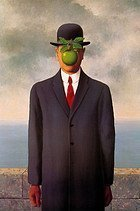 Magritte Museum, The Son of Man