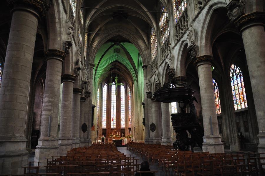 Eglise Notre Dame Du Sablon Opening Hours Price Brussels