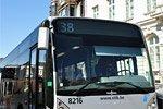 Autobuses en Bruselas